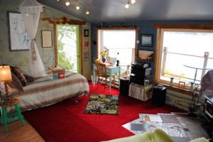 romance at the Love Shack -Salt Spring