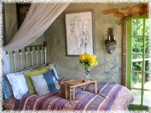 Inside the Love Shack Cottage